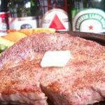 ビッグ テキサス - 料理写真:テキサスリブロース★程よいサシで、コクと柔らかさが満点です!