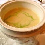 meindaininguitozakura - スープ(葱とじゃが芋)