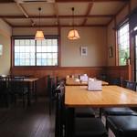 竹の子 - 店内