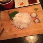 藤丸クラフト - 真蛸のお刺身 コリコリ感が美味しい。