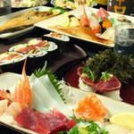 すし居酒 たべ - 料理写真:普段の食事や、飲み会、のニーズに、お一人様から、グループまで