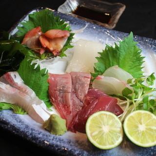 有名グルメ誌「あまから手帖」も絶賛★自慢の魚料理