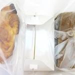 ブーランジェリー餡 - (2015・6)パン2種&ケーキ2種お買い上げ~♪