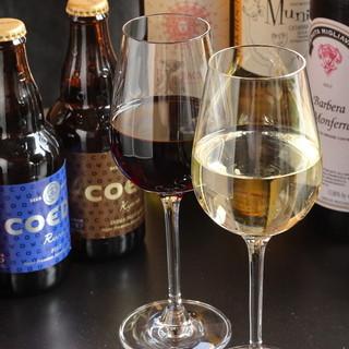 クラフトビールとナチュラルワイン