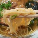 中華料理 太閤 - ラーメン、チャーハン並セット850円