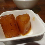 広味坊 - 大根の煮物