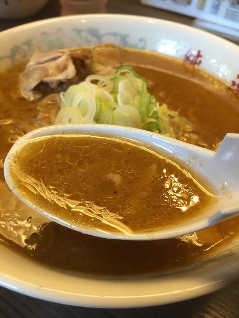 さっぽろ純連 札幌店 - スープ