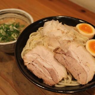 鶏つけ麺※味玉付