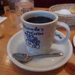 コメダ珈琲店 - ブレンドコーヒー(420円)を頼むと・・・