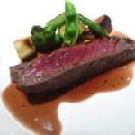 40558713 - ランチコース(¥5000)/メイン お肉