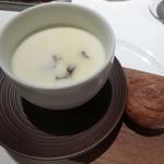 40558720 - ランチコース(¥5000)/季節のスープ