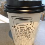 la kagu cafe - ドリップコーヒー