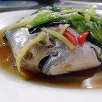 ルアンカウスアイ - 魚 煮たやつ アップ  がおー。