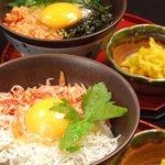 串たつ - 卵かけごはん各種