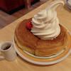 コメダ珈琲店 - 料理写真:念願のシロノワール!