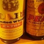 立ち飲み・伊勢町 - 日本のウイスキーの元祖に関係の深いマルスウイスキー200円ら