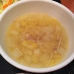 中国四川料理きりん - エビ、茄子、アスパラ、春キャベツの炒め定食