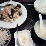 中華料理 川菜 - Bランチ