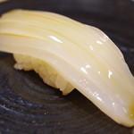 鮨 福元 - 白烏賊