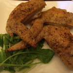 Kitchen bar chiki-chiki - 手羽先の石窯焼き