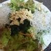 手打ちそば 彩の実 - 料理写真:サラダ。