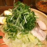 つけ麺本舗 辛部 - りゃんさいのアップ〜(*^◯^*)♪