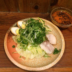 つけ麺本舗 辛部 - りゃんさいは、辛さ×30で(*^◯^*)❤️❤️❤️