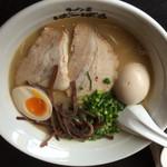 ばーばら - 鶏塩白湯