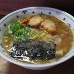 ひばり食堂 - ラーメン(450円)