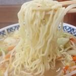 つねた食堂 - 麺あぷー