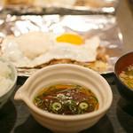 40568874 - 牛肉スタミナ焼き定食