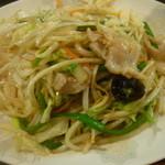 40569545 - 野菜炒め定食