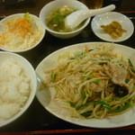 40569546 - 野菜炒め定食