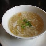 Chuugokusenkashanrin - スープ