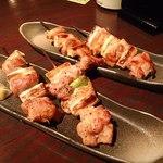 とりあえず吾平 - 鶏ねぎま串の塩とタレ