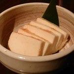とりあえず吾平 - 味噌漬けチーズ豆腐