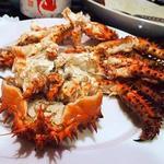 うさぎ屋@フュージョン - 茹でたて花咲蟹が食べれた日でした