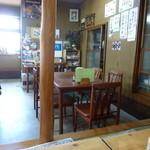 保原屋食堂 - 出前中心のようで昼時は時間がかかります