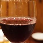凪 - 飲み放題の赤ワイン