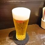 カレー屋 SPICE工房 - 生ビール