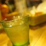 果実酒バー ろじうらのみや 和みや - 八海山梅酒