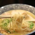 武一 - 麺リフト