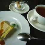 大麦小麦 - デザートと紅茶