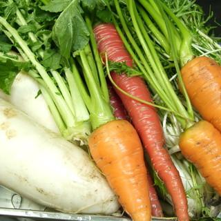 気軽に美味しく野菜を。