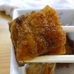 食事処 ときわ - 山椒の良い香り