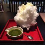 ちゃ大和園 - 抹茶(玉デラ)