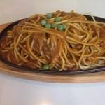 ダッカ - インディアンスパゲッティー 750円