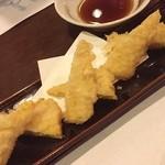 仄香 - トウモロコシの天ぷら