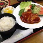 40596862 - ポークソテー定食 ¥1,050