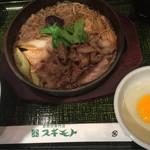 40597255 - 松阪牛のすき焼き(3150円)